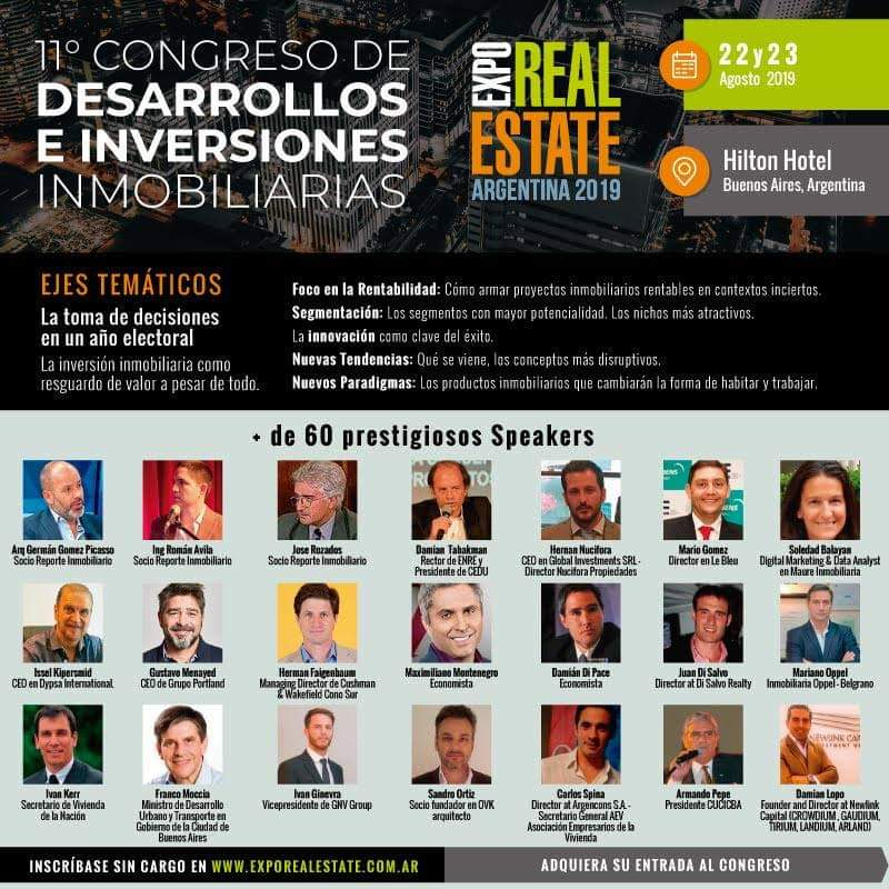Expo Real Estate 2019